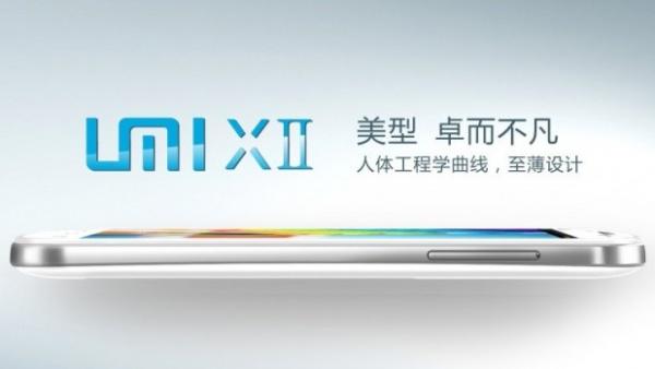 UMI XII: смартфон с Full HD екран