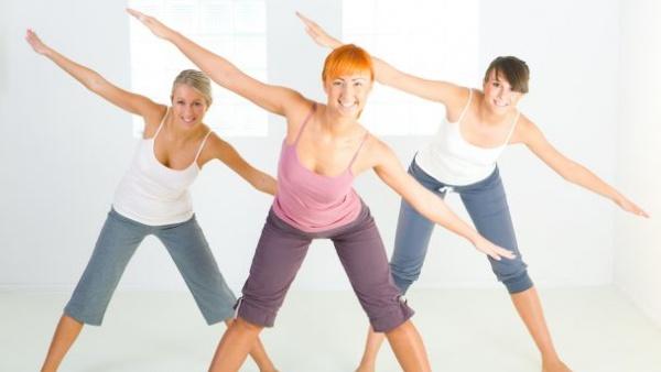 Спортувайте за да сте здрави
