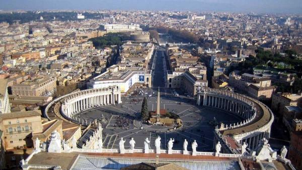 Разкош в Рим