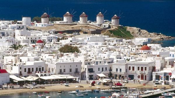 Гърция - романтика за всички възрасти