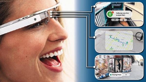 Google Glass пристига през 2013 година