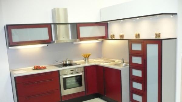 Мебелите в  кухнята